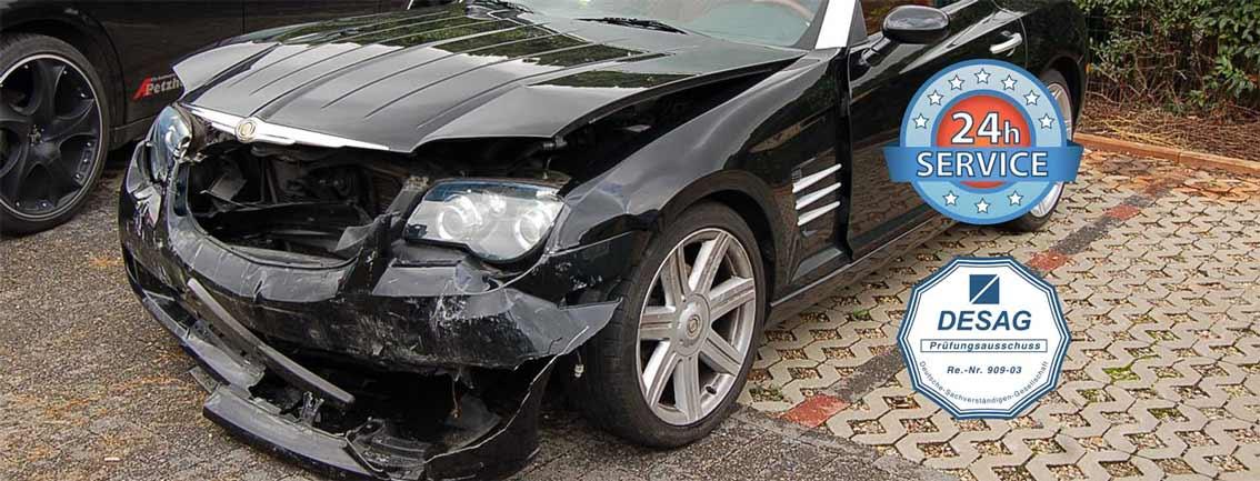 Unfallauto - Ihr Kfz-Gutachter