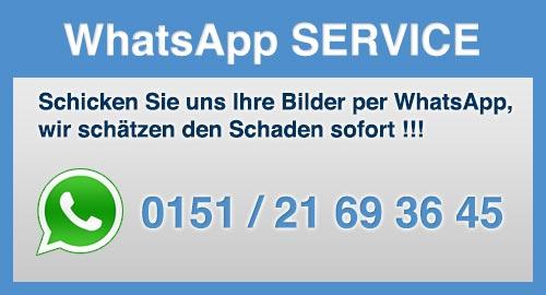 Die-Unfallgutachter WhatsApp-Service